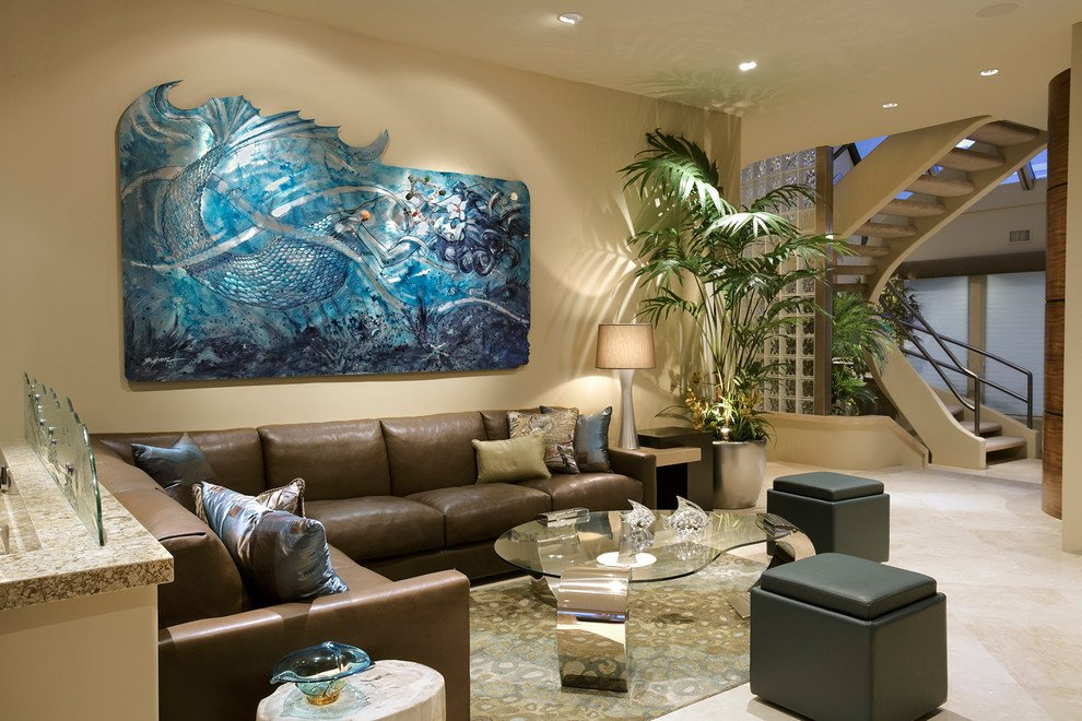 Contemporary Living Room Art 50 Modern Wall Art Ideas for A Moment Of Creativity