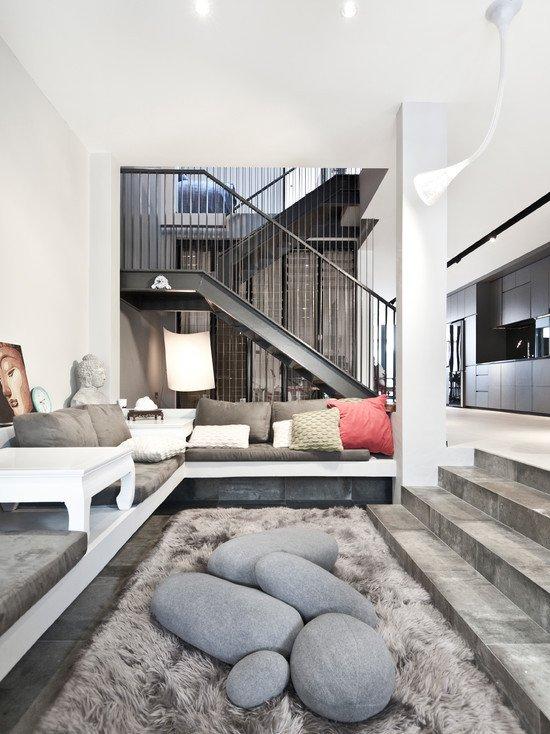 Contemporary Living Room Art 80 Ideas for Contemporary Living Room Designs