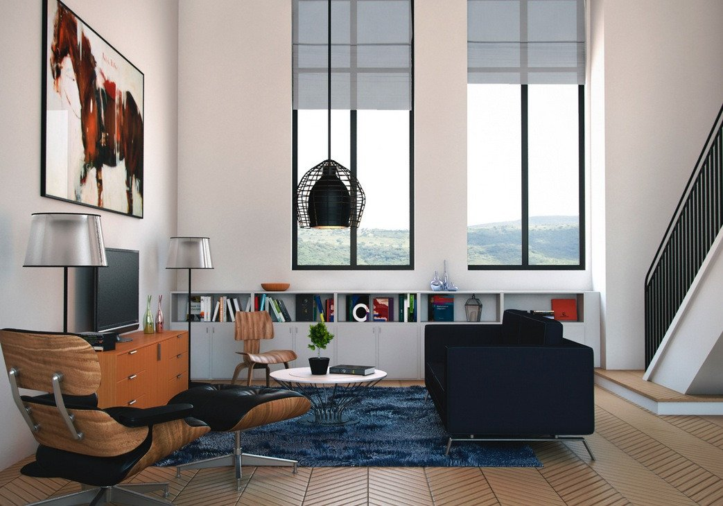 Contemporary Living Room Art Modern Living Rooms
