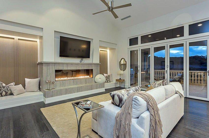 Contemporary Living Room Benches Contemporary Living Room Ideas Decor & Designs