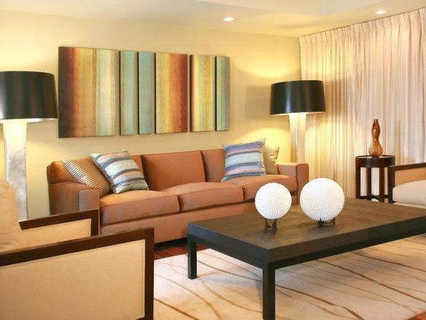 Contemporary Living Room Colors 16 Elegant Contemporary Living Rooms