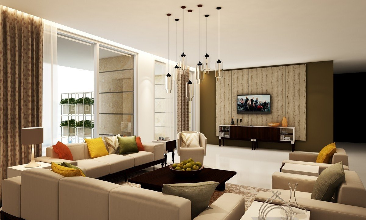 Contemporary Living Room Colors Buy Sand Contemporary Living Room Online In India