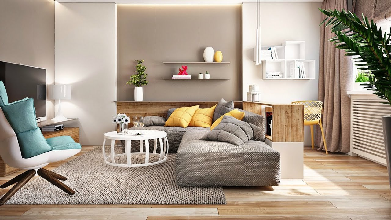 Contemporary Living Room Colors Modern Living Room