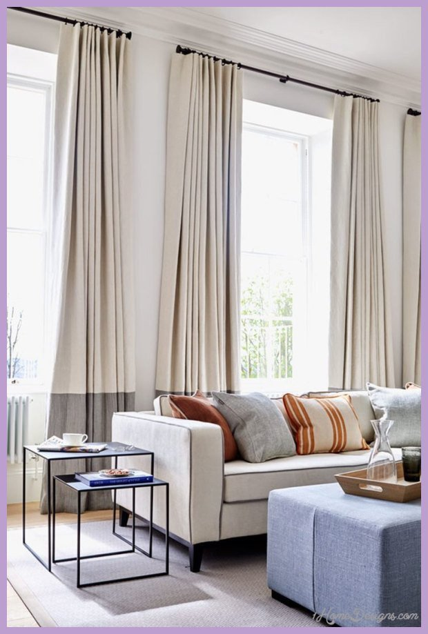 Contemporary Living Room Curtains 17 Best Ideas for Modern Living Room Curtains