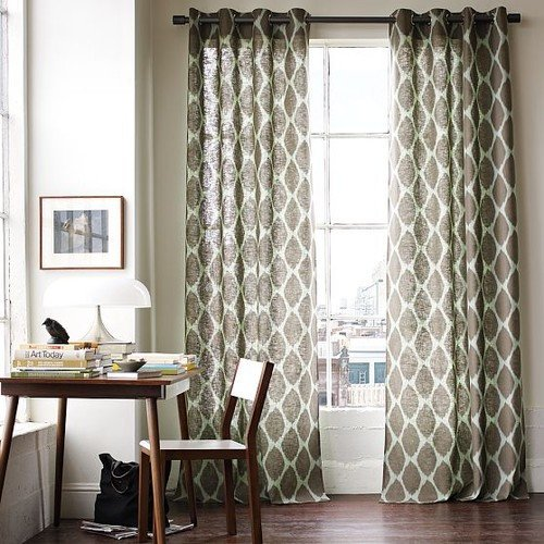 Contemporary Living Room Curtains Modern Furniture 2014 New Modern Living Room Curtain