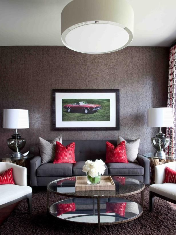 Contemporary Living Room Decorating Ideas How to Decorate Series Finding Your Decorating Style