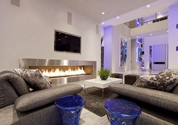 Contemporary Living Room Fireplace 19 Fireplace Design Ideas for A Warm Home During Winter