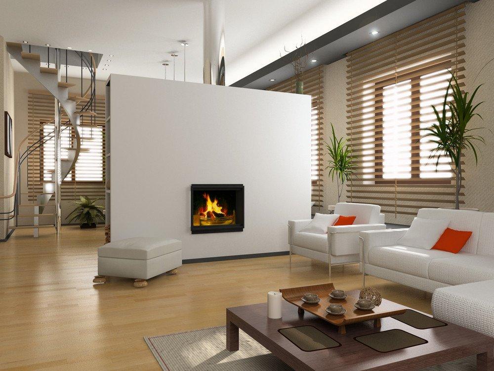 Contemporary Living Room Fireplace Modern Living Room Fireplace Interior Design Ideas