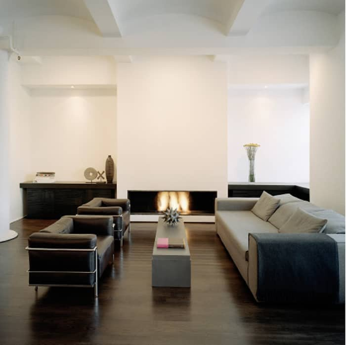 Contemporary Living Room Flooring 40 Dark Hardwood Floors that Bring Life to All Kinds Rooms
