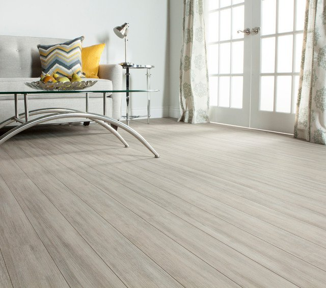 Contemporary Living Room Flooring Laminate Flooring Modern Living Room toronto by
