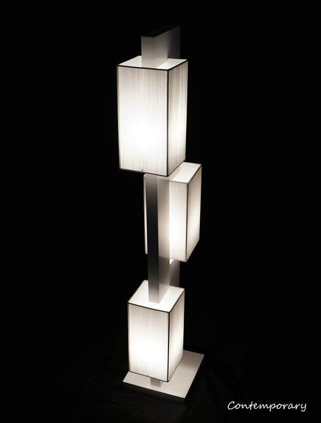 Contemporary Living Room Lamps White Modern Contemporary Floor Lamp Zk002l Lighting for