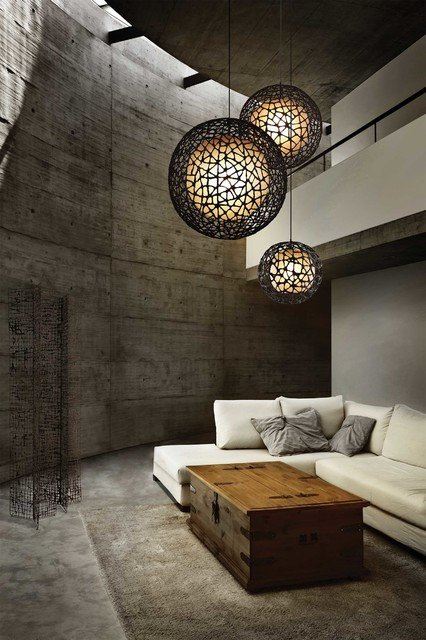Contemporary Living Room Lights Living Room Lighting Gallery Contemporary Pendant