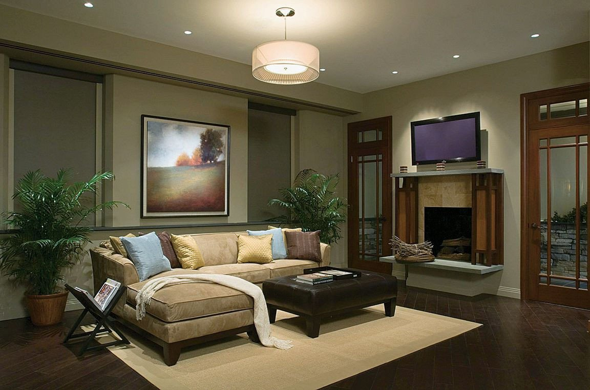 Contemporary Living Room Lights Living Room Lighting Ideas On A Bud