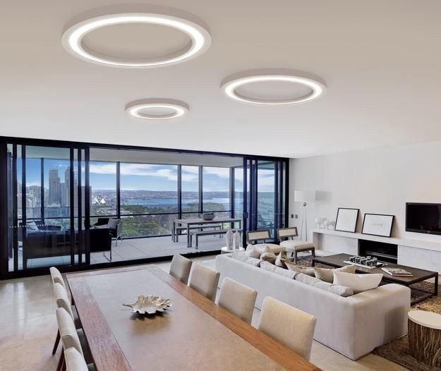 Contemporary Living Room Lights Modern Lighting Design Trends Revolutionize Interior