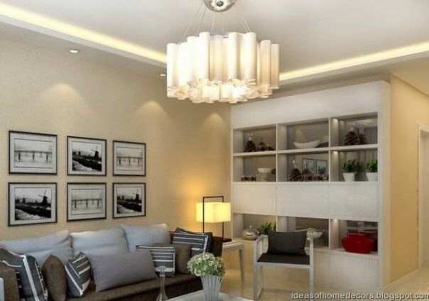 Contemporary Living Room Lights Modern Living Room Lighting Ideas