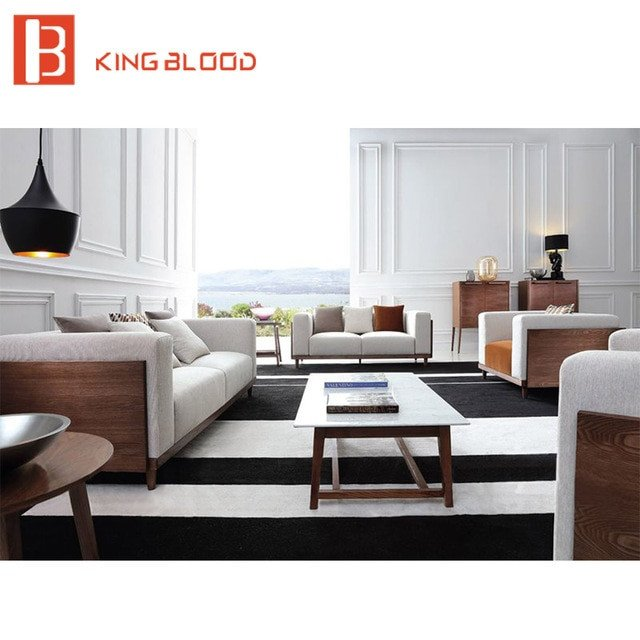 Contemporary Living Room sofas Elegant European Stylish Modern Sectional Couch Living