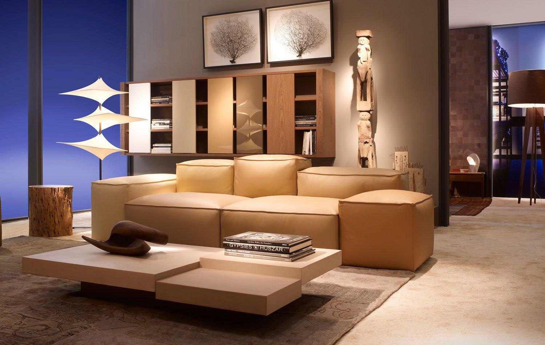 Contemporary Living Room sofas Living Room Inspiration 120 Modern sofas by Roche Bobois