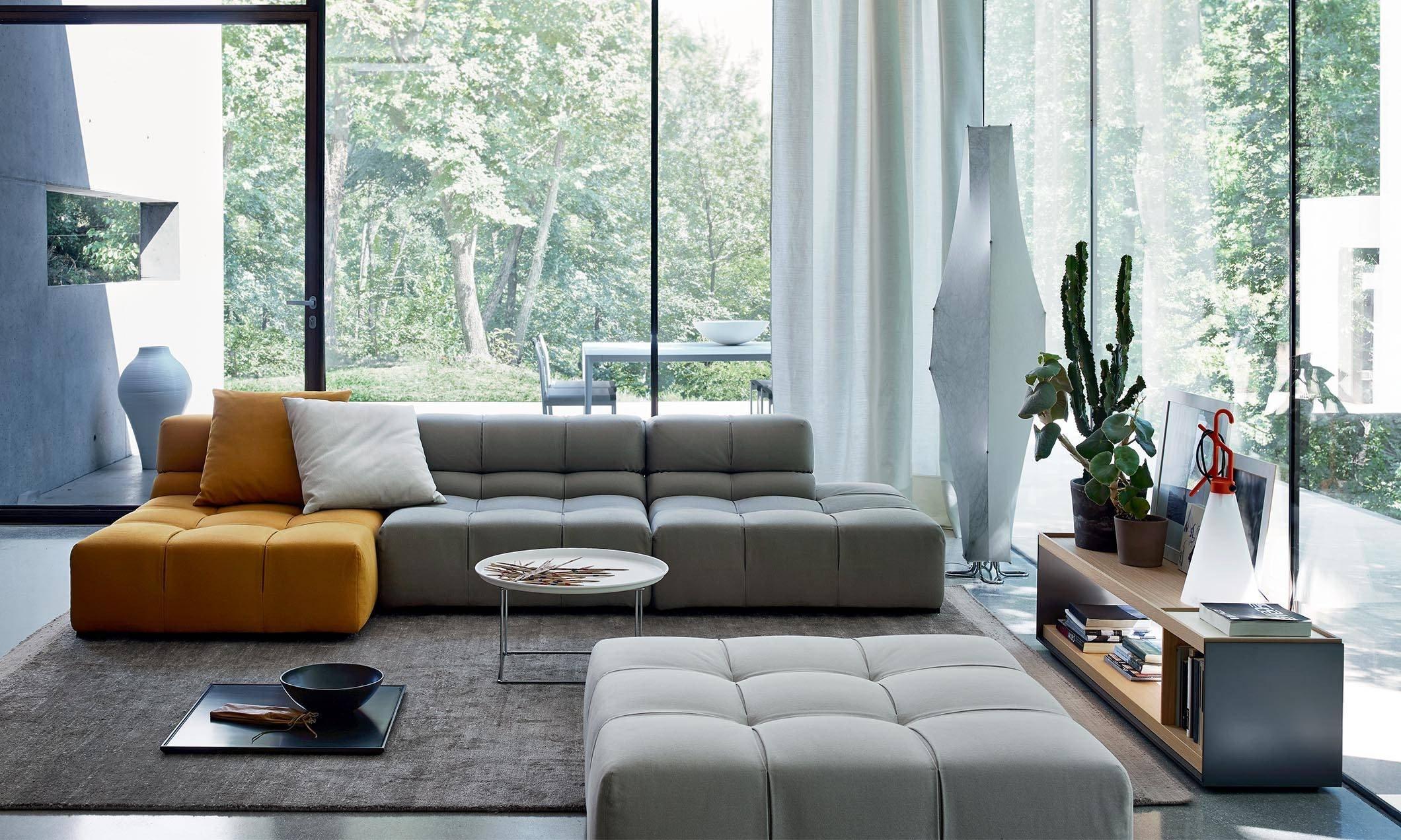 Contemporary Living Room sofas Modern Living Room Furniture Design
