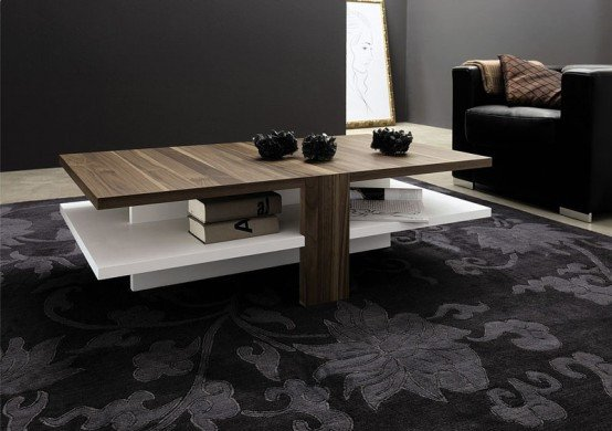 Contemporary Living Room Tables Modern Coffee Table for Stylish Living Room – Ct 130 From