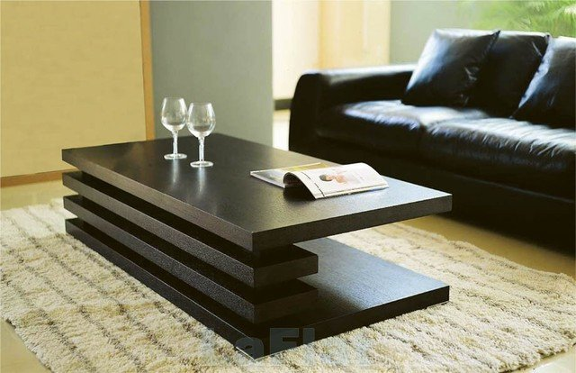Contemporary Living Room Tables Table Modern Living Room by Moshir Furniture