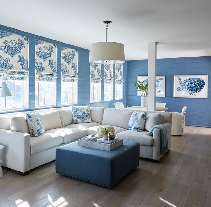 Contemporary Living Room Turquoise 10 Ideas for How to Decorate Your Living Room with