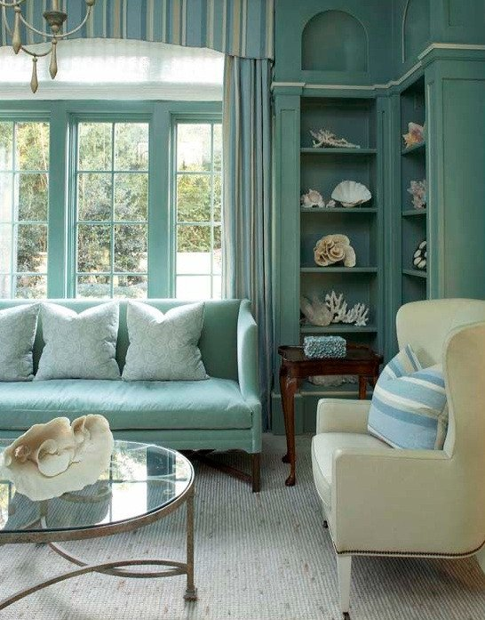 Contemporary Living Room Turquoise Brown and Turquoise Living Room Contemporary Living