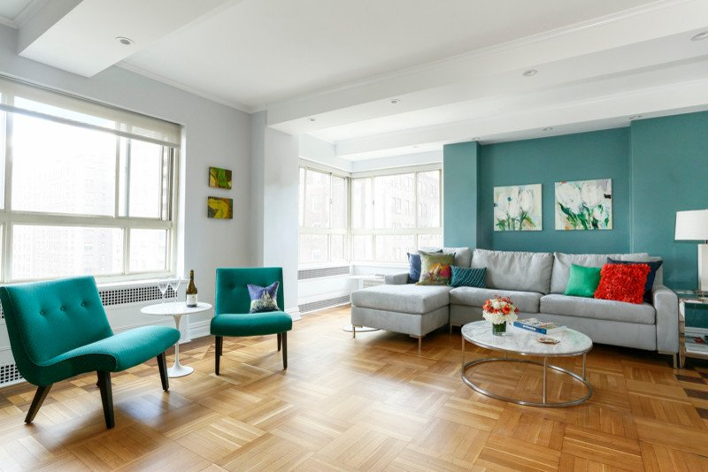 Contemporary Living Room Turquoise Turquoise Living Room Ideas Living Room Modern with White