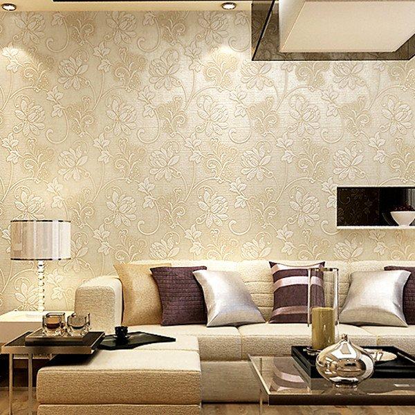 Contemporary Living Room Wallpaper 39 Modern Wallpaper Living Room 15 Living Room Wallpaper