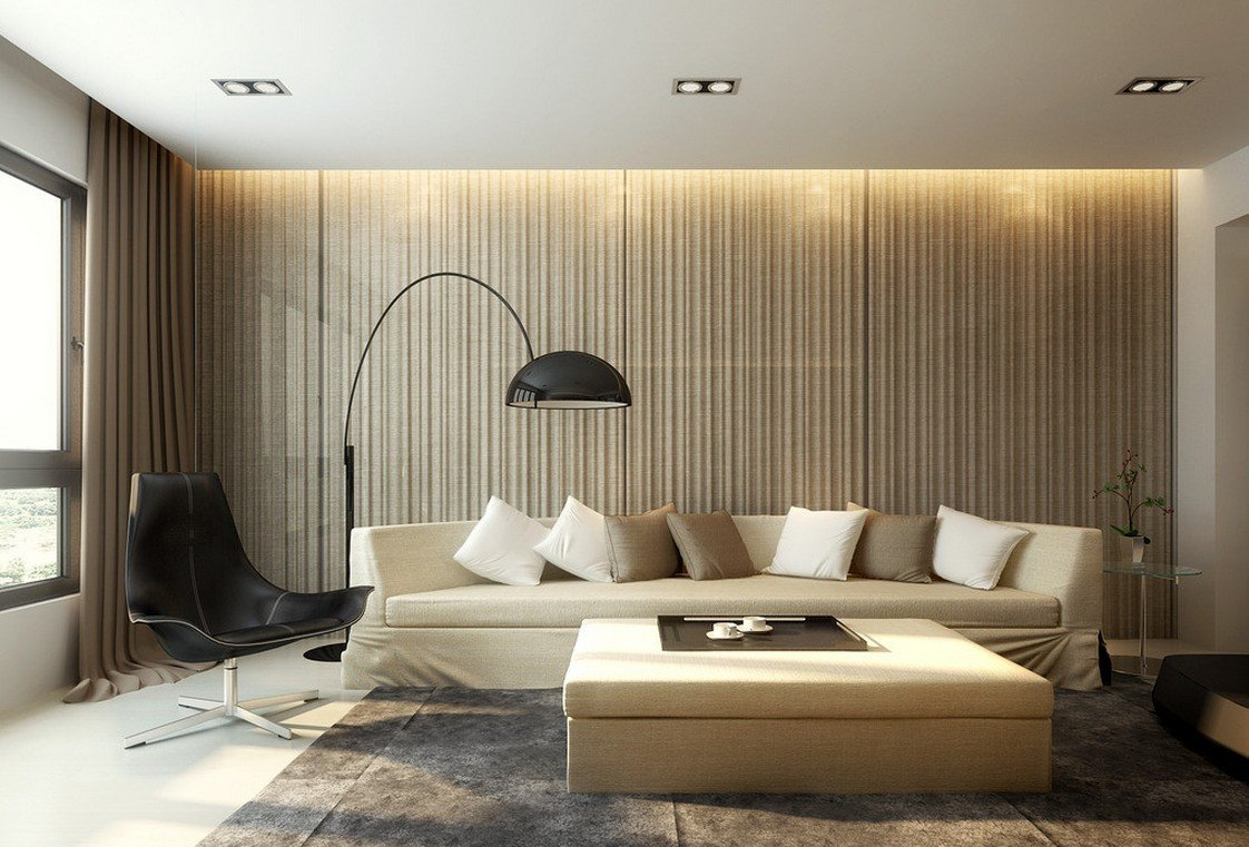 Contemporary Living Room Wallpaper Man Modern Wallpaper for Living Room 54 In Small Home