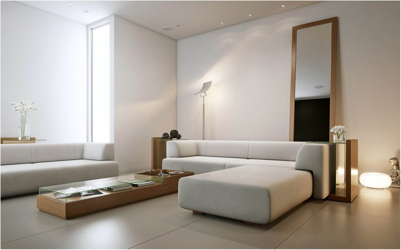 modern living room paos