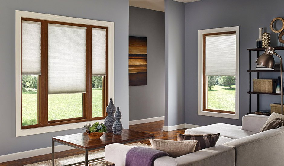Contemporary Living Room Window Treatments Custom Window Treatments for Living Rooms