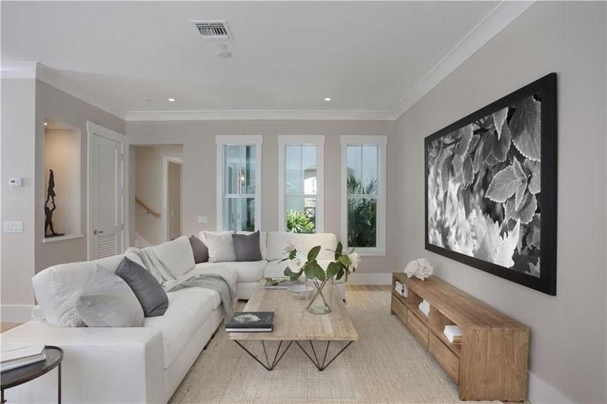 Contemporary Small Living Room Ideas 100 Amazing Crown Molding Ideas for Your Home