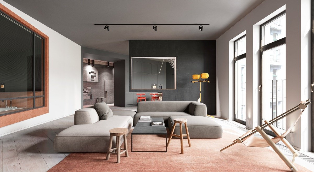 Contemporary Small Living Room Ideas 50 Modern Living Rooms that Act as Your Home S Centrepiece