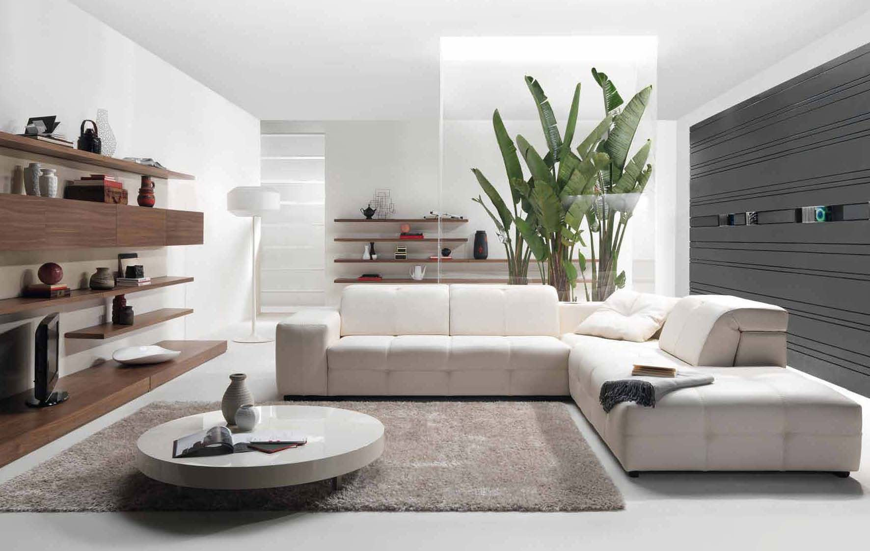 Contemporary Style Living Room 25 Best Modern Living Room Designs
