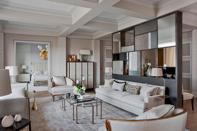 Contemporary Style Living Room Contemporary Design Style and the Essentials to Master It