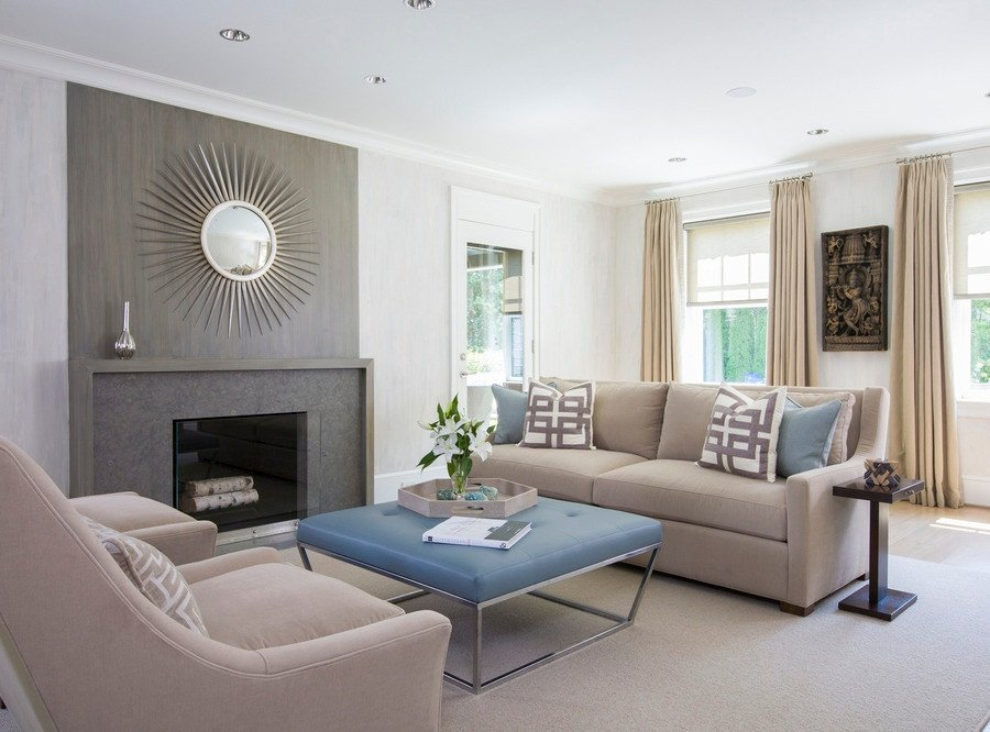 Contemporary Style Living Room Contemporary Living Room Design Ideas that Will Impress