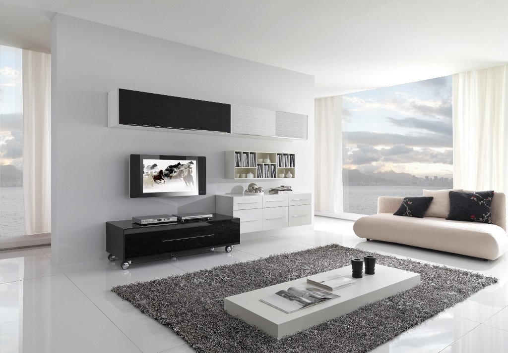 Contemporary Style Living Room Modern Living Room Accessories Furniture