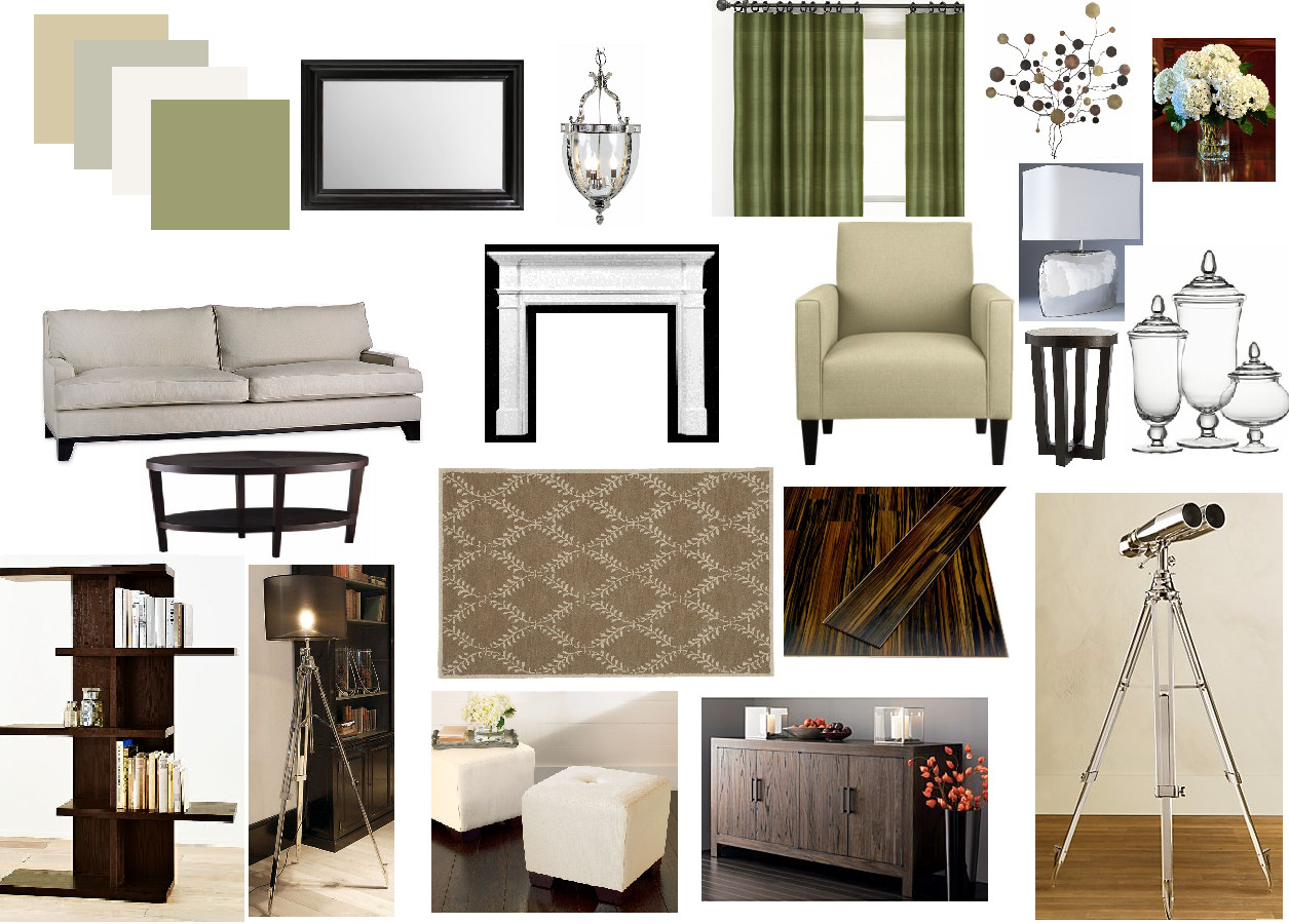 Contemporary Style Living Room Reckless Bliss Traditional Contemporary Living Room