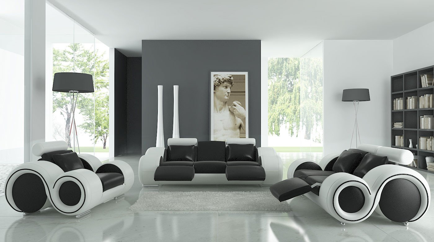Contemporary White Living Room which Living Room Style Would You Pick Pick Elegance