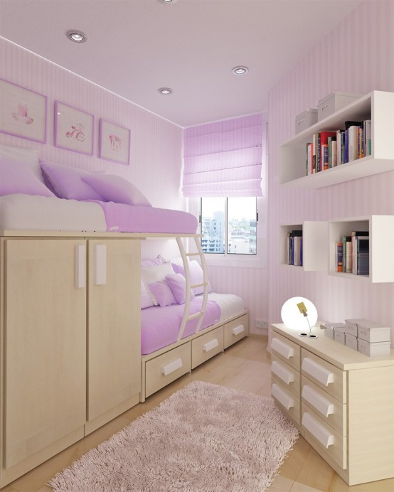 Cool Bedroom Furniture for Teenagers 55 thoughtful Teenage Bedroom Layouts