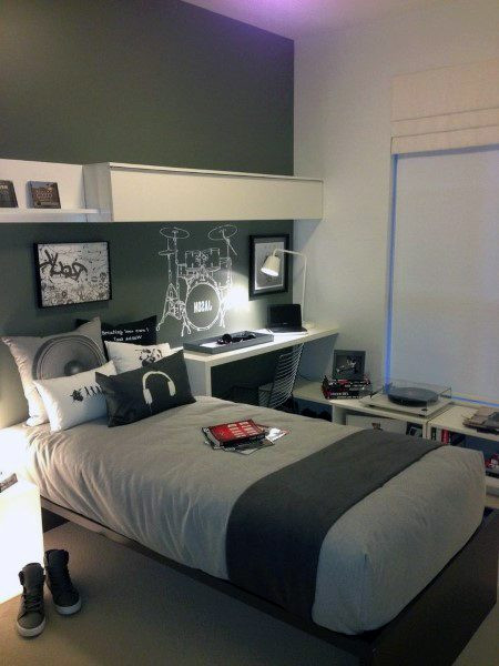 Cool Bedroom Furniture for Teenagers top 70 Best Teen Boy Bedroom Ideas Cool Designs for Teenagers