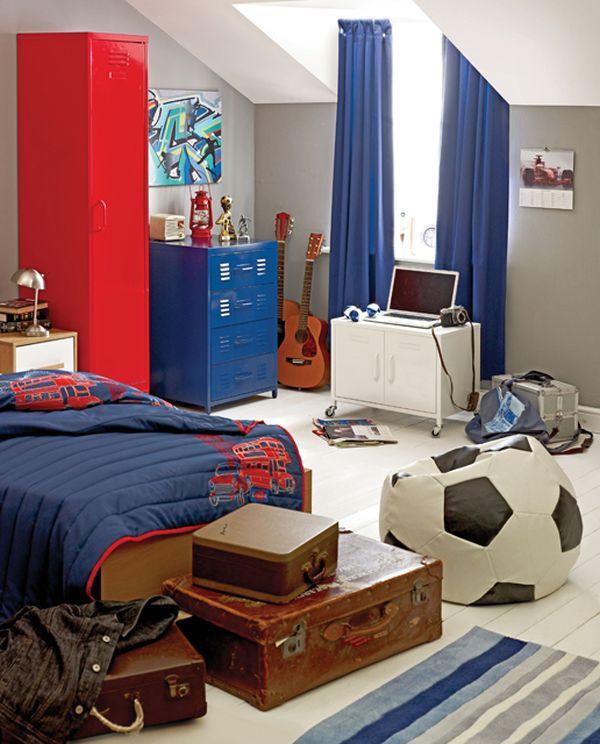 Cool Boy Bedroom Ideas 40 Teenage Boys Room Designs We Love