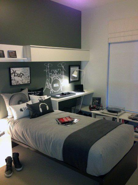Cool Boy Bedroom Ideas top 70 Best Teen Boy Bedroom Ideas Cool Designs for Teenagers