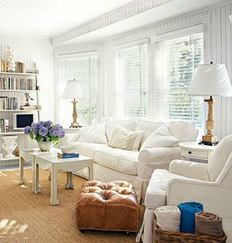 Cottage Living Room Ideas Coastal Home 10 Ways to to Create A Coastal Cottage