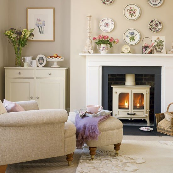 Cottage Living Room Ideas Country Cottage Living Room Living Rooms