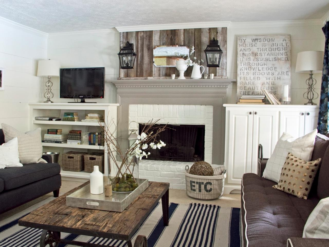 Cottage Living Room Ideas Page