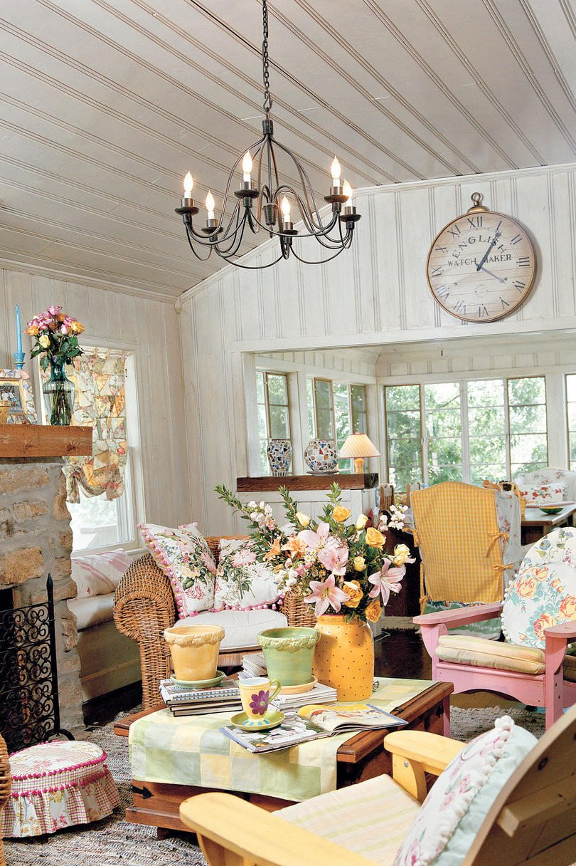 Cottage Living Roomdecorating Ideas 106 Living Room Decorating Ideas southern Living