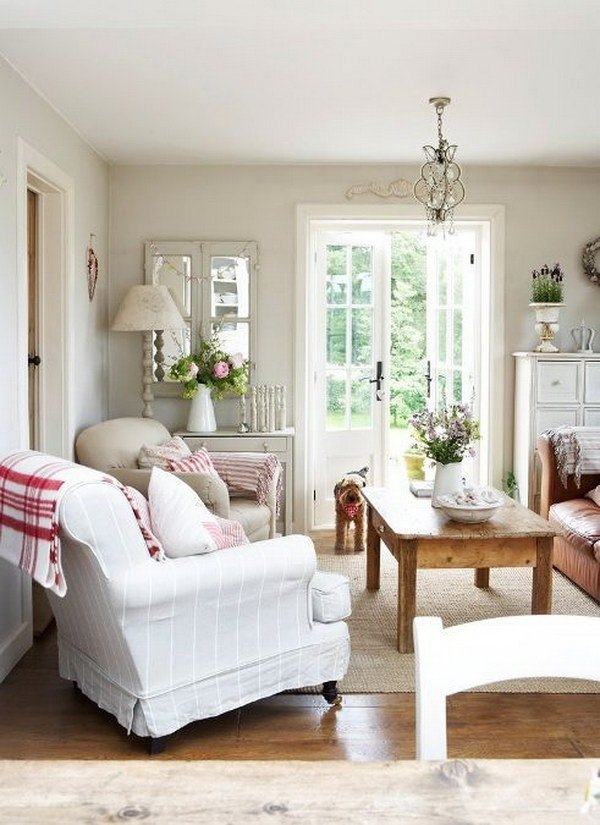 Cottage Living Roomdecorating Ideas 40 Beautiful Living Room Designs 2017