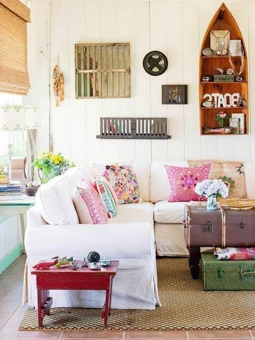 Cottage Living Roomdecorating Ideas Beach Style Living Room Ideas
