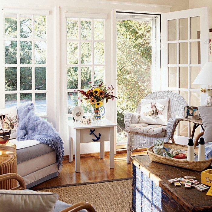 Cottage Living Roomdecorating Ideas Modern Cottage Style Interiors Pretend Magazine